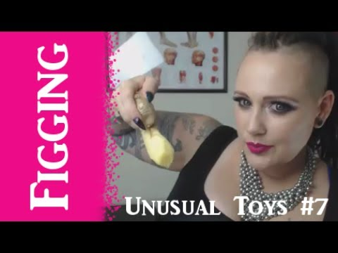 Figging for Kinky Fun Tutorial - Unusual BDSM Toys #7 (and